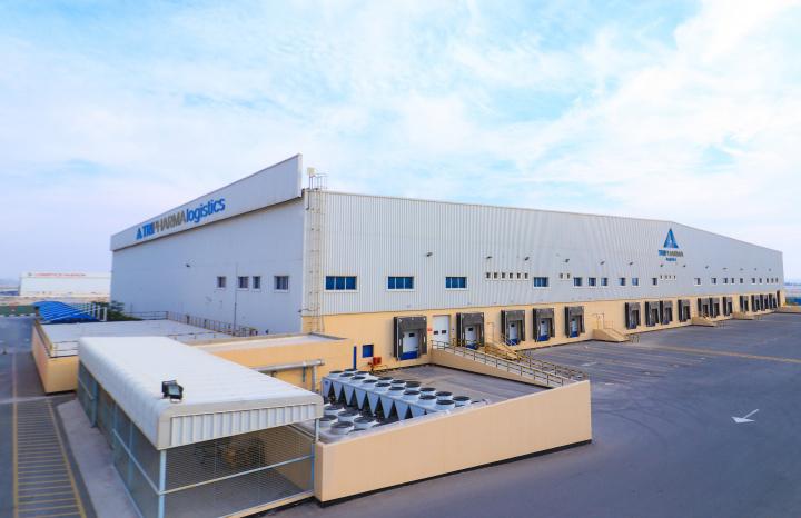 Tripharma logistics, Pharmaceuticals, Pharma logistics, Dubai, Uae