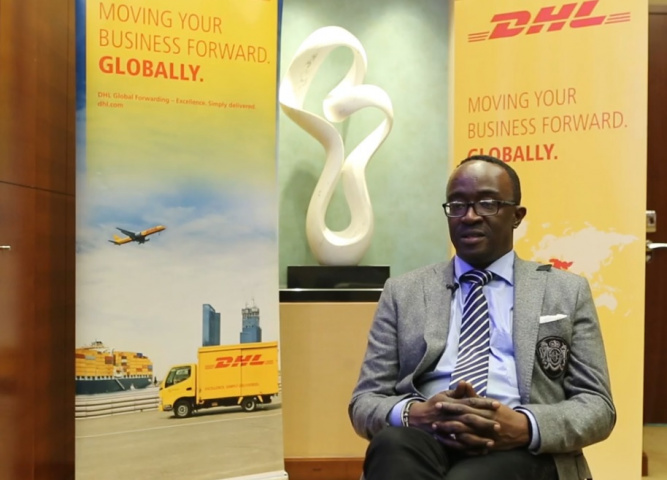 Amadou Diallo, DHL Global Forwarding CEO for the Middle East & Africa