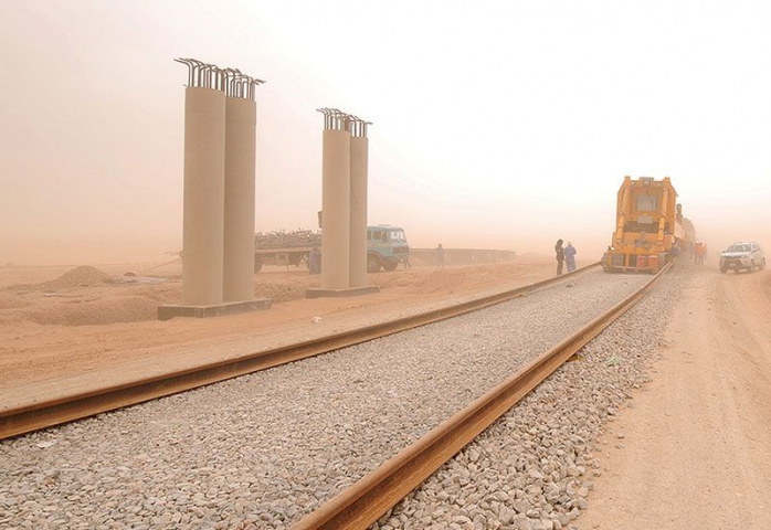 Saudi arabia, Railways, Rail network, King Abdullah port