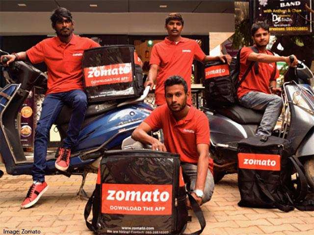 Zomato, Last mile, Food, Technology, Delivery hero