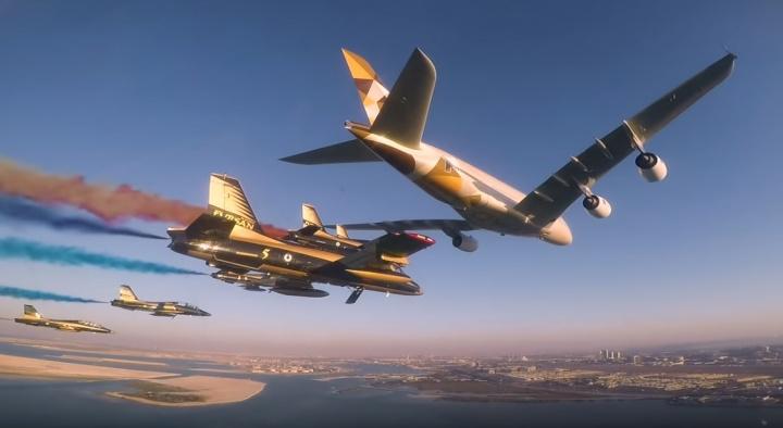 Aerospace, Global aerospace summit, Mubadala, EDGE