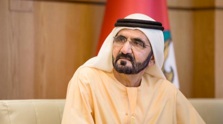 HH Sheikh Mohammed bin Rashid Al Maktoum, Vice President and Prime Minister of the UAE and Ruler of Dubai