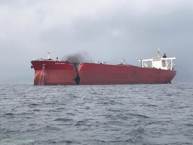 VLCC, Tanker, LNG, India, Fujairah