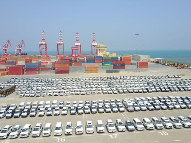 Doraleh Port.