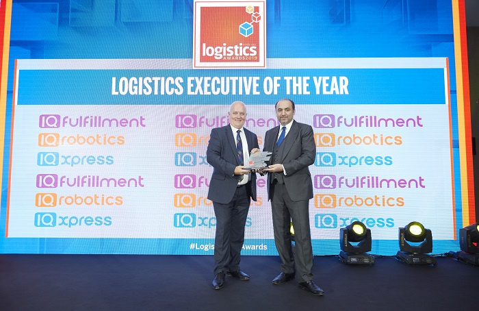 Logistics Middle East Awards_ LOGDubai United Arab Emirates April 17 2019 Photo by Mohammad Adel RashidITP Images
