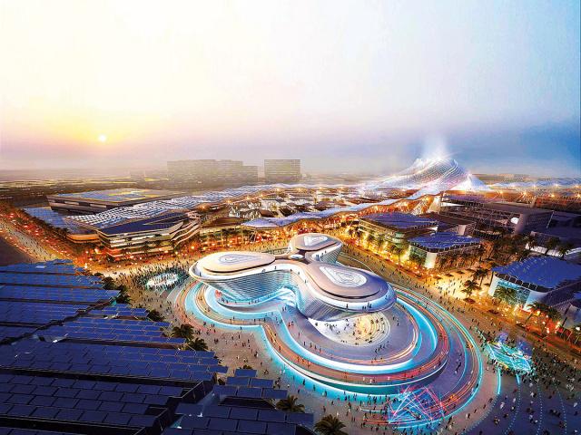 Expo 2020, Dubai, Logistics, Contracts