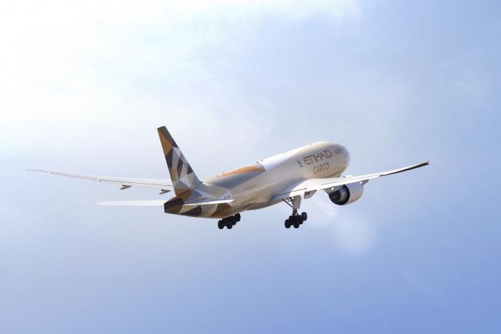 Etihad cargo, Digital, Digitalisation, Air cargo
