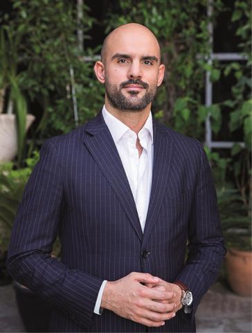 Hisham Al Bahar, CEO of Posta Plus.