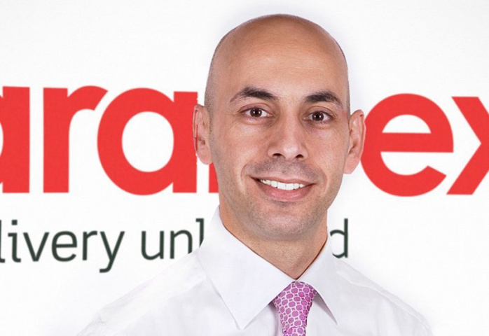 Bashar Obeid, chief executive officer of Aramex.