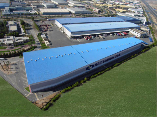 Gac, Logistics, Contract logistics, South asia, Middle east