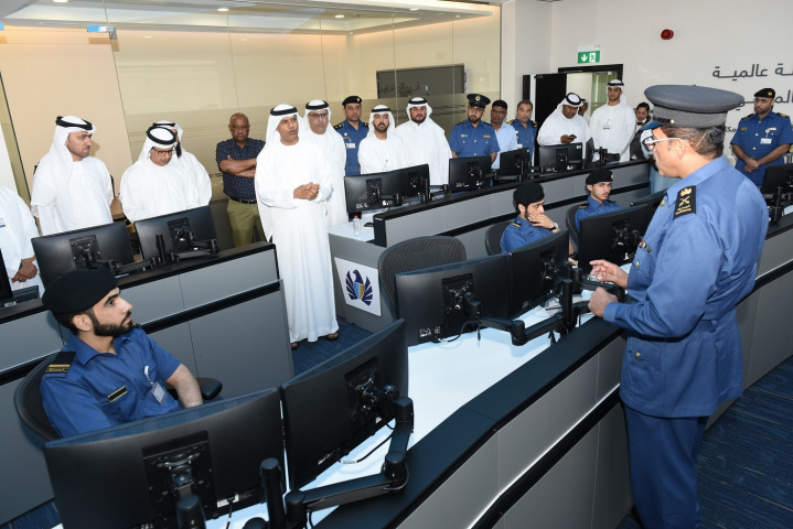 Dubai customs, Operations room, Trade