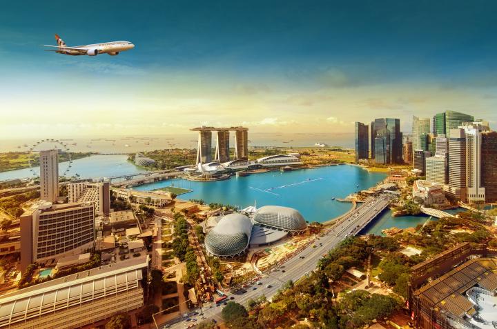 Etihad cargo, Air cargo, Air freight, Singapore, Abu dhabi