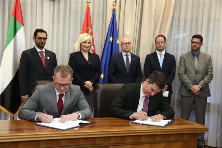 Dp world, Serbia, Novi Sad, Port operations