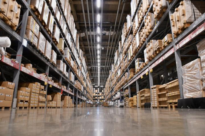 Warehouse, Automation, Technology