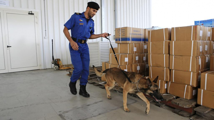 Dubai customs, Smuggling, Trade
