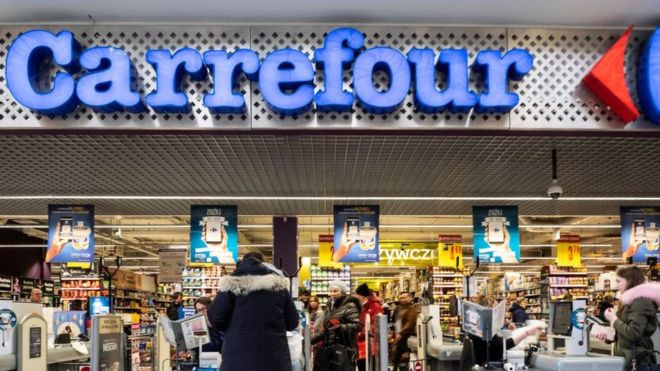 Supply Chain, Carrefour, Agriculture, Majid Al Futtaim