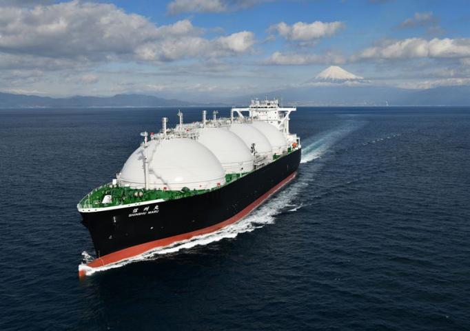 Wartsila, Marine engine, LNG tanker