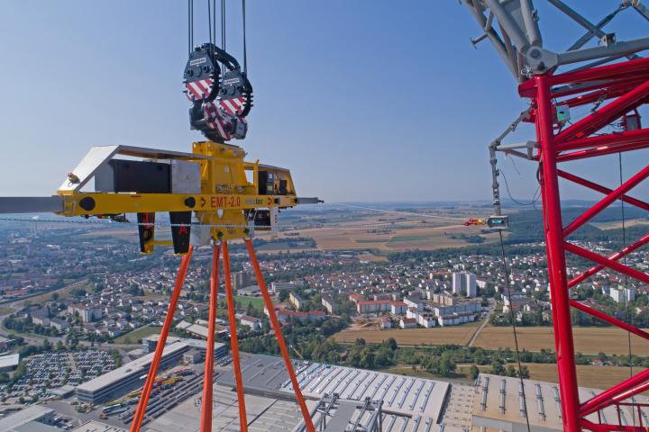 Ematec, Germany, Crane, Heavy lift