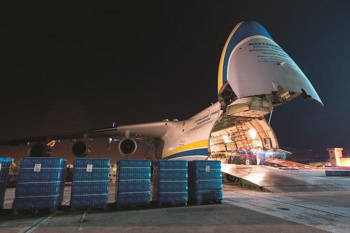 Air partner freight