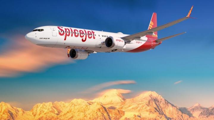 SpiceJet, Boeing
