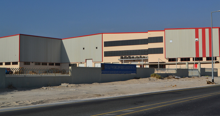 GWL, Gulf Worldwide Logistics, 3pl, Jebel Ali