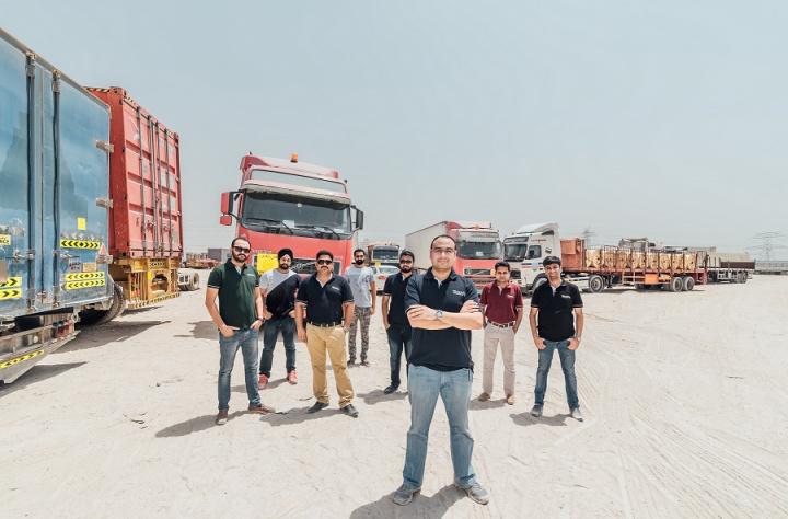 Trukkin, Middle east, Trucking, Overland, App, Truck-hailing, Saudi arabia