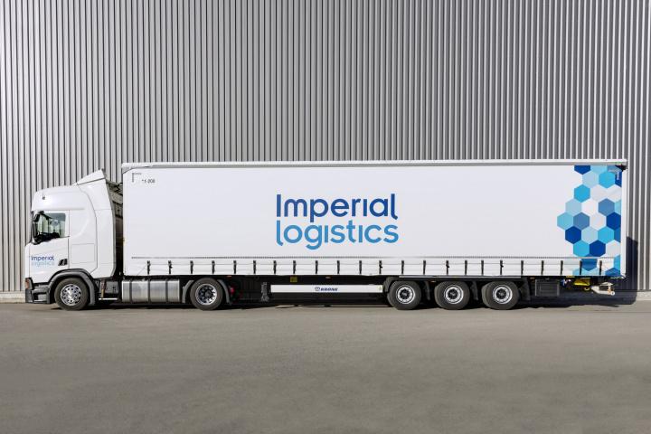 Imperial logistics, Bmw, Automotive