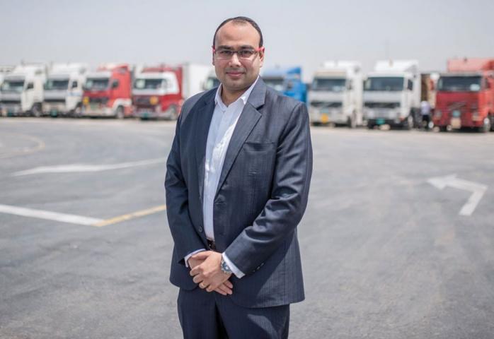 Janardan Dalmia, CEO of Trukkin Middle East
