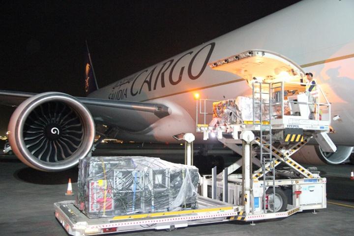 Saudia cargo, Air cargo, WWE, Saudi arabia