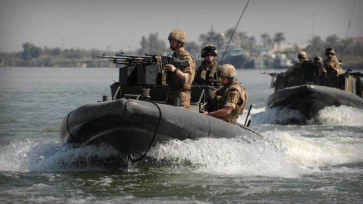 Uk, Royal Marines, Uae, Arabian gulf, Tanker attacks