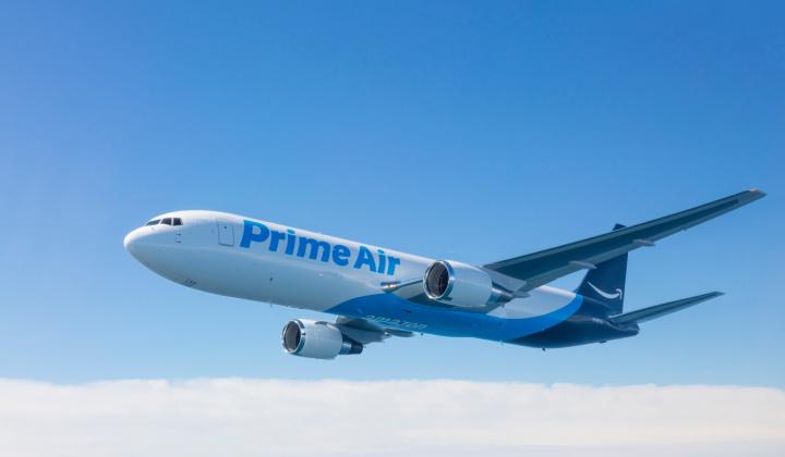 Amazon, Air cargo, Fedex, Express logistics
