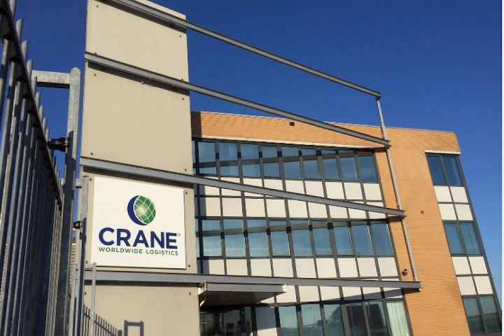 Crane worldwide logistics, Appointments, Ceo