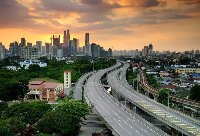 The southern Indian cities of Bengaluru (pictured), Chennai and Hyderabad saw maximum interest by PE investors