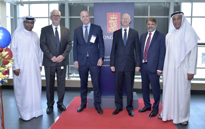 The high-profile opening of the new office was graced by dignitaries headed by Jens Eikaas, The Ambassador of Norway, to the UAE.