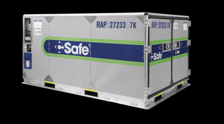 Swiss world cargo, Csafe, Air cargo, Air freight