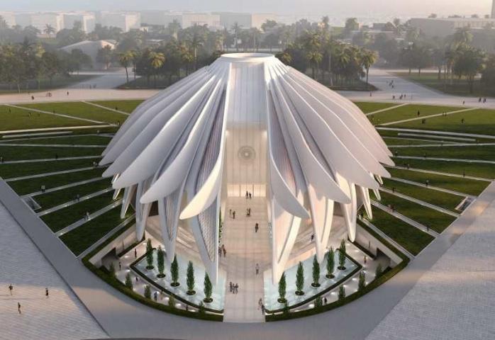 Expo 2020, Logistics, Dubai