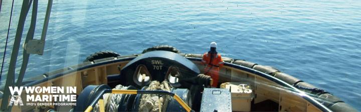 IMO, Transport, Shipping, Maritime, Gender diversity
