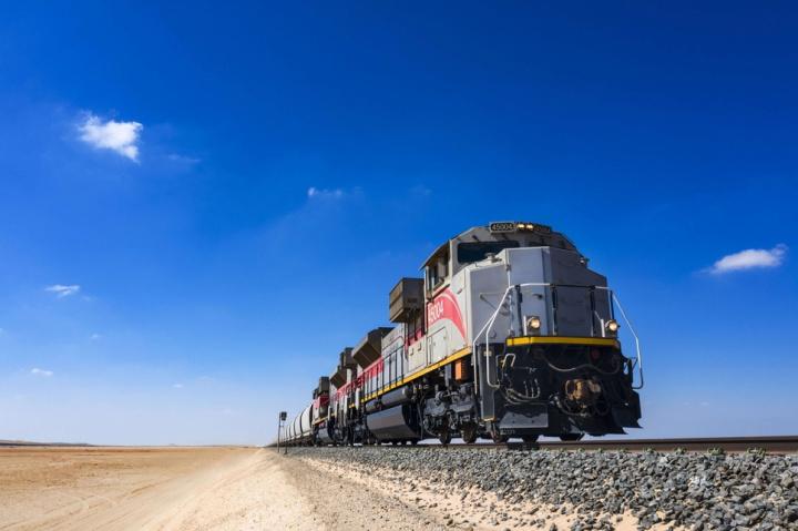 Etihad rail, Phase 2, Uae, Rail network