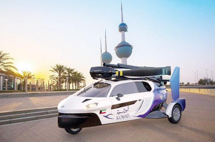 Kuwait, Transport, Flying cars