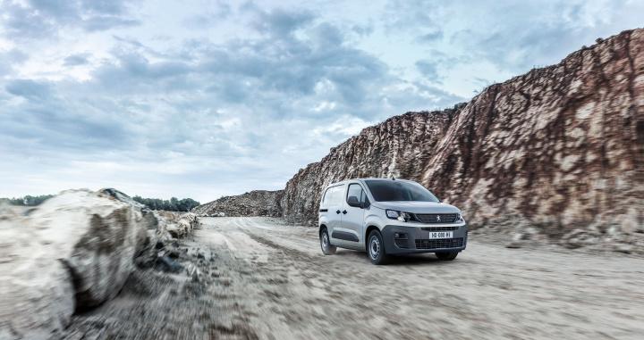 Peugeot, Commercial vehicles, Delivery van