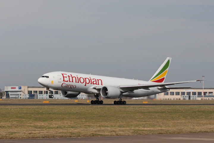 Ethiopian airlines, Air cargo, Freight, China, Africa