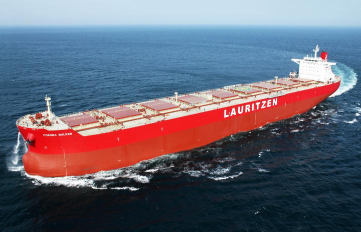 Lauritzen Bulkers, Bulk shipping, Dubai, Expansion