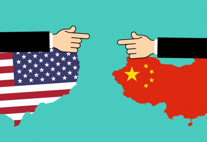 US, China, Trade agreements, Tanker