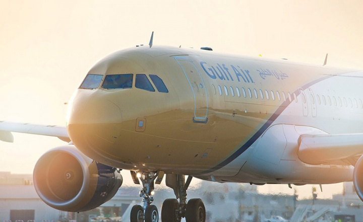 Gulf air, Country manager, Female