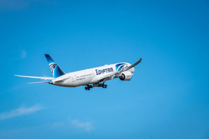 Egypt air, Biofuel, Aviation