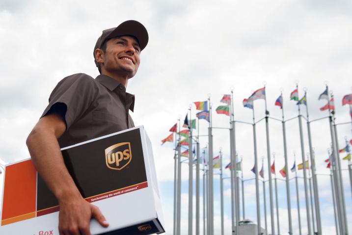 Ups, E-commerce, Online retail