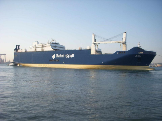 Bahri, Logistics, Profit, Saudi arabia