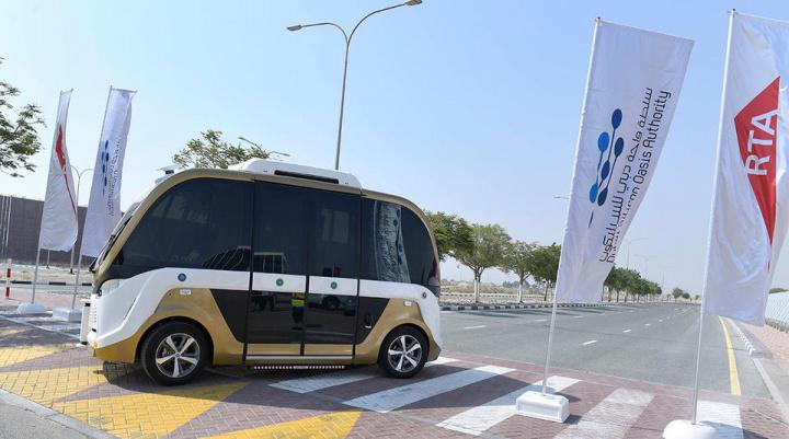 Roads, Self driving, Autonomous vehicles, Dubai