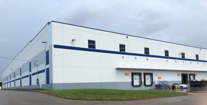 Kinedyne, Warehouse, DC, Distribution centre