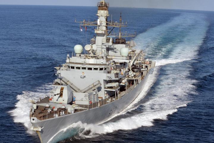 Uk, Britain, Royal Navy, Strait of Hormuz